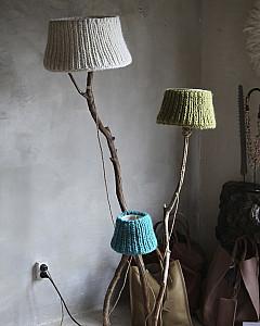 houten vloerlampen     wooden floorlamps by www.dutchdilight.com
