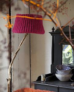 Houten vloerlamp landelijke stijl | wooden rustic floor lamp by www.dutchdilight.com
