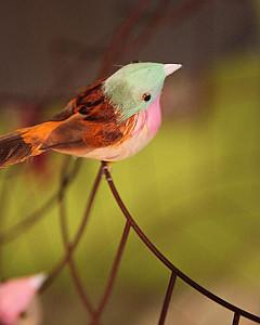Hanglamp met vogels   hanging lamp with birds by www.dutchdilight.com