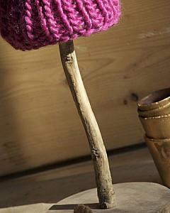 houten tafellamp    wooden table lamp by www.dutchdilight.com