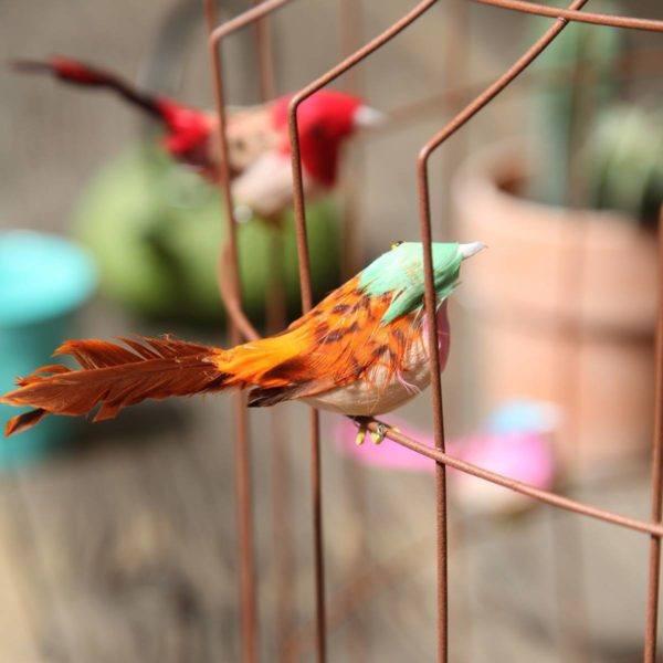 hanglamp vogels keuken