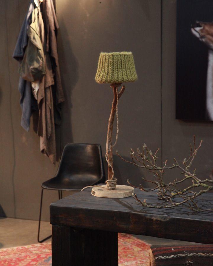 houten tafellamp kopen