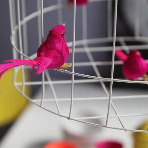 vogelkooi hanglamp kantoor