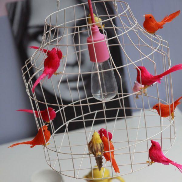 hanglamp vogeltjes eettafel