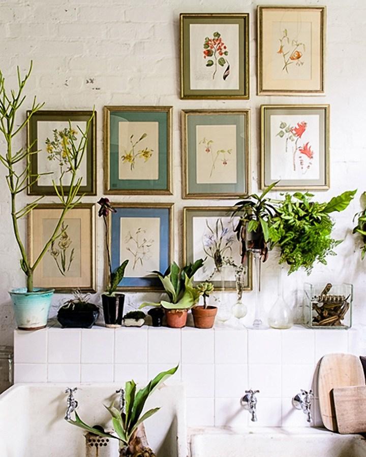 botanisch interieur botanische prints - Dutch Dilight