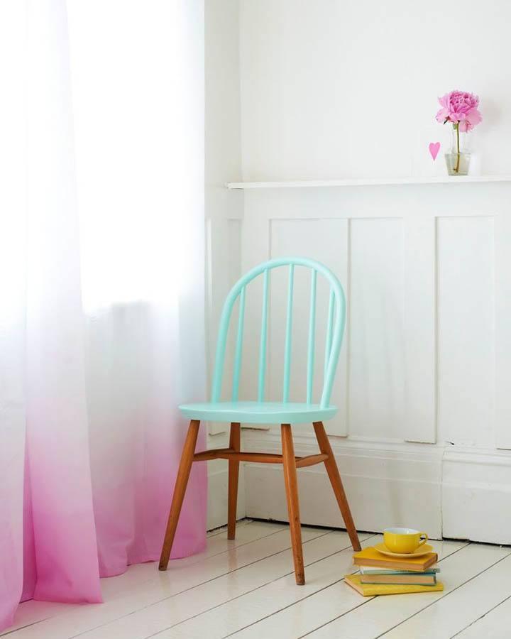 wit interieur kleuraccent