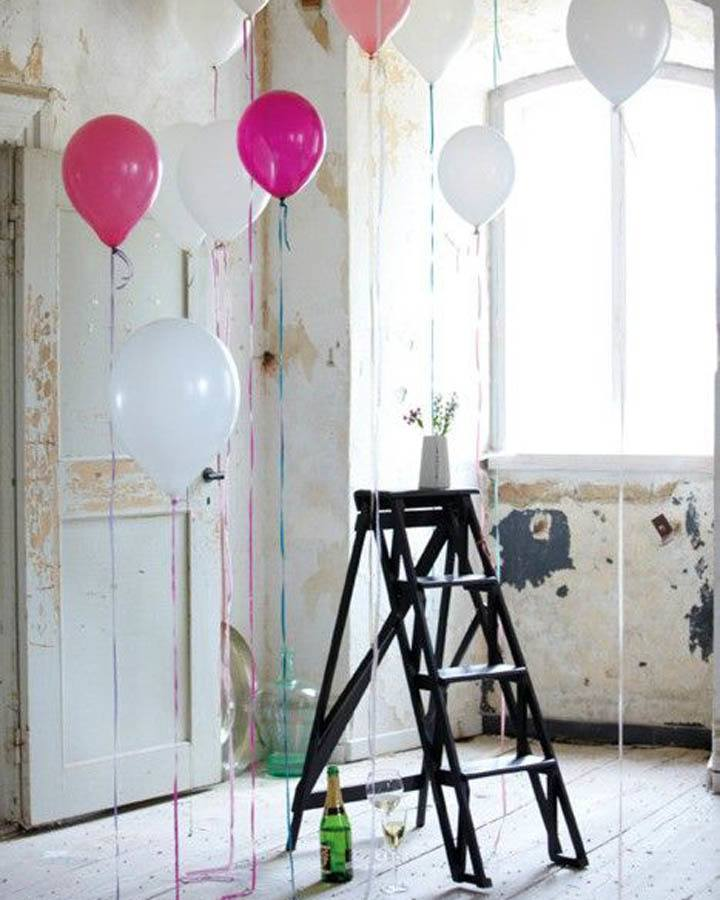 Wit interieur kleuraccent - Dutch Dilight