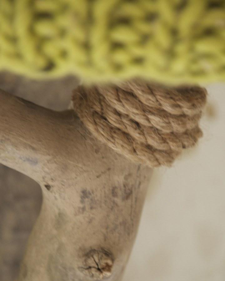 houten wandlamp landelijke stijl