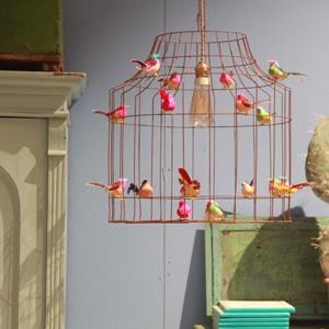 hanglamp vogels